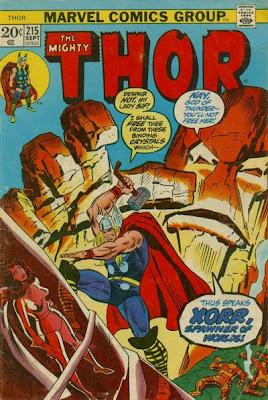 Thor #215, Xorr.
