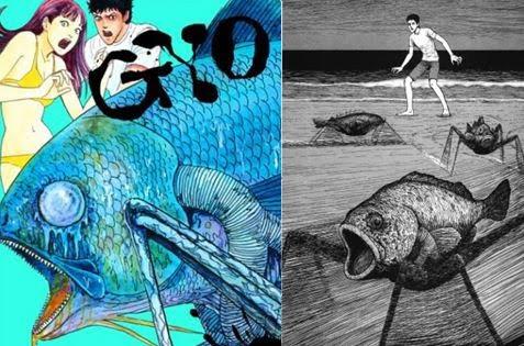 Gyo, Volume 2 by Junji Ito (English) Paperback Book