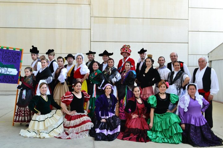 "Asociación Folclórica Cultural ""Juan Navarro"""