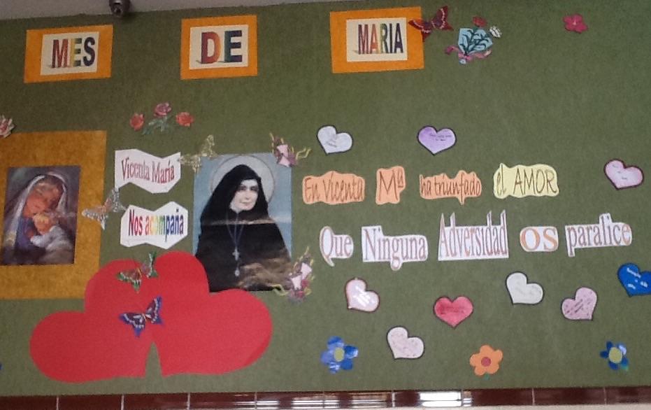 ACTIVIDAD PASTORAL - Colegio Ríos Rosas