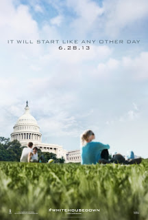 White House Down Teaser Poster 2