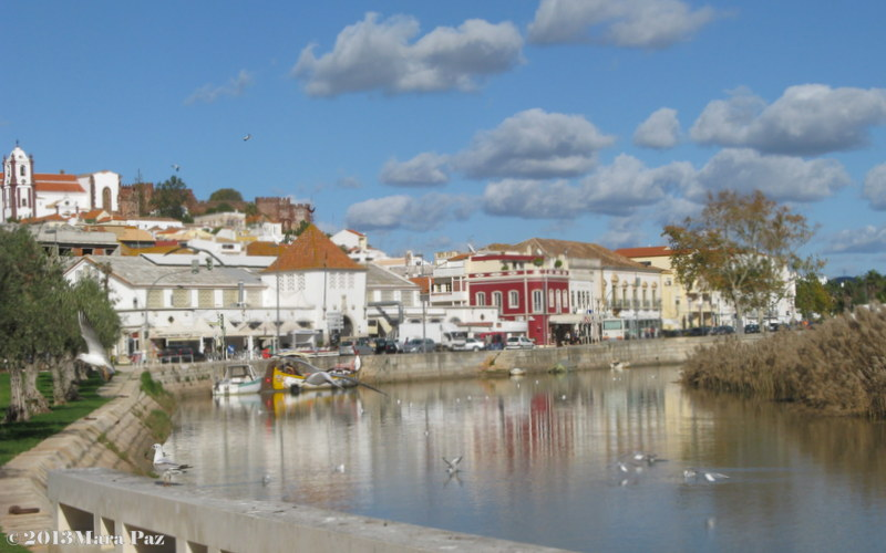 Silves and the Arade river