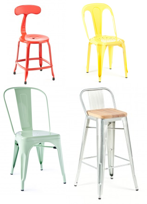 Sundays at Home - Chairs, chairs and more chairs 2