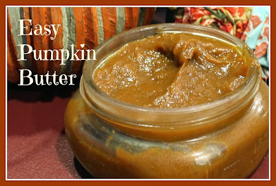 Quick stovetop pumpkin butter tastes like fall.