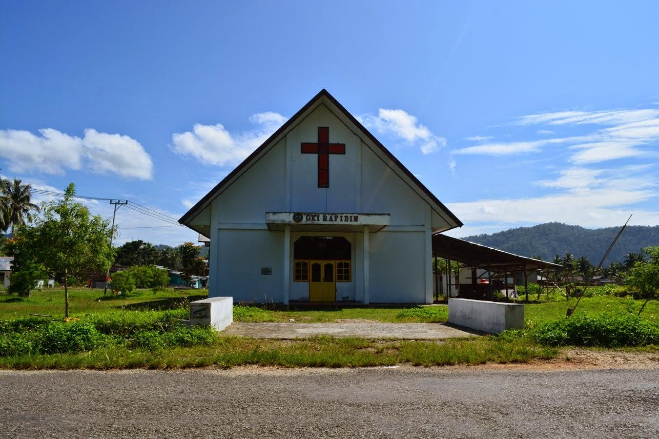 Sarana Ibadah Untuk Umat Kristen