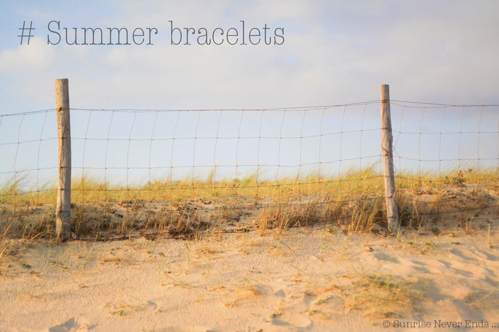 sunset,mode,bracelets,été,summer,neocombine,recyclage,ecologie,neoprene,combinaison de surf