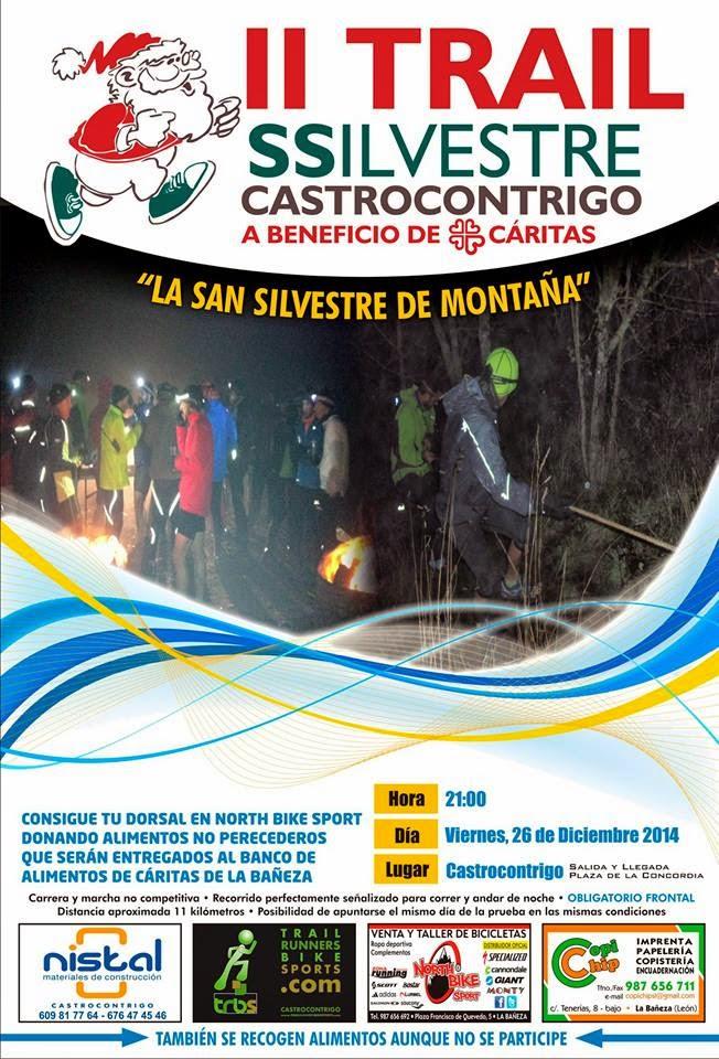 San Silvestre CAstrocontrigo