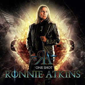 Atkins, Ronnie One Shot Frontiers Records March 12, 2021