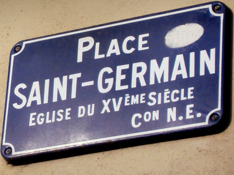 La place Saint-Germain de Rennes