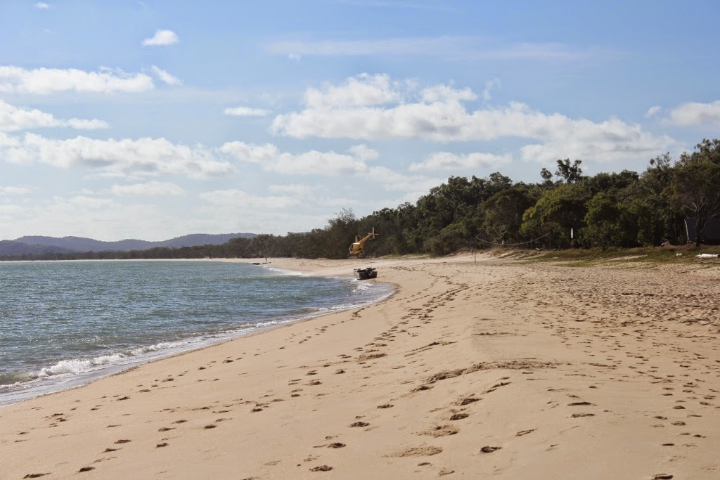 TeamBray Punsand Bay Cape York 2014