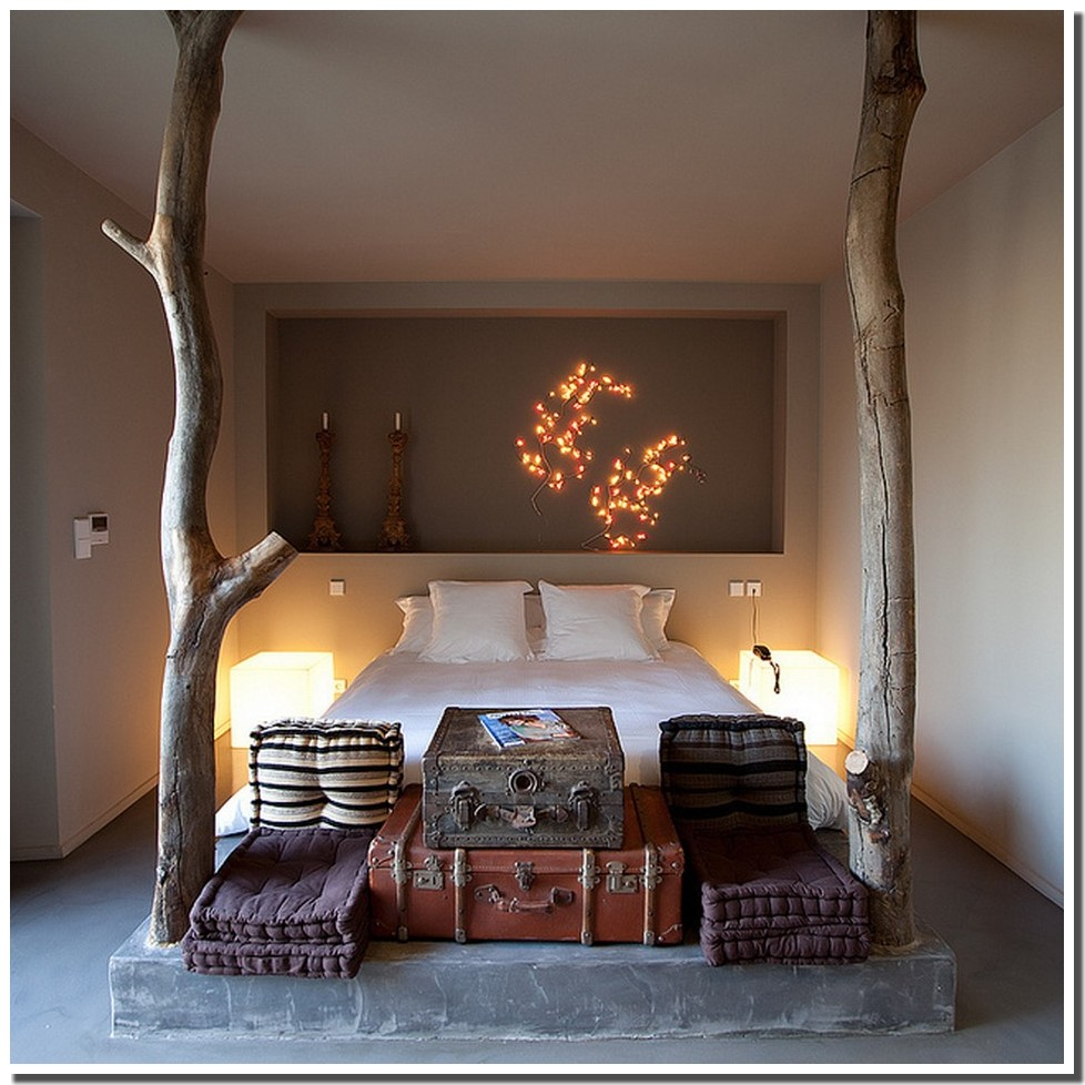 Superbe Chambre Style Scandinave