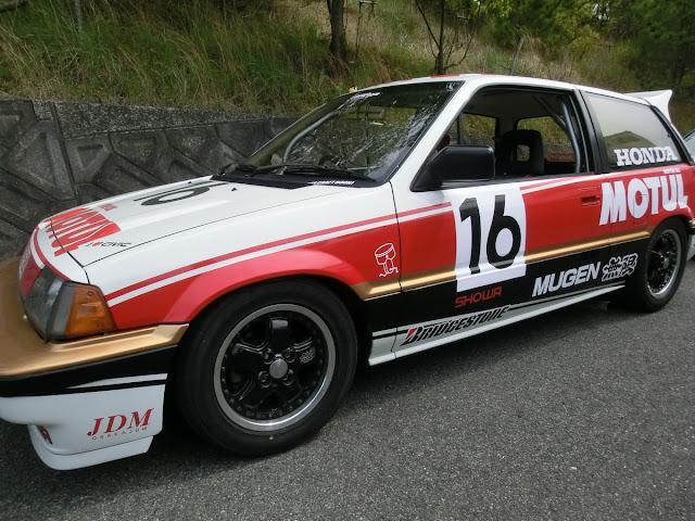 Honda Civic 3gen, japońskie hatchbacki