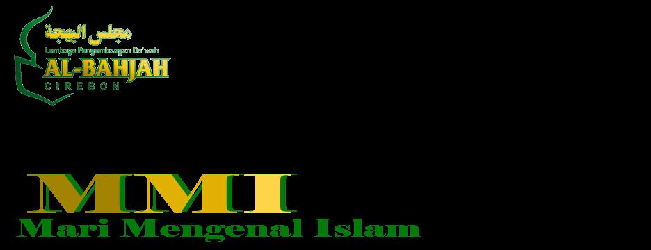 MMI (Mari Mengenal Islam)