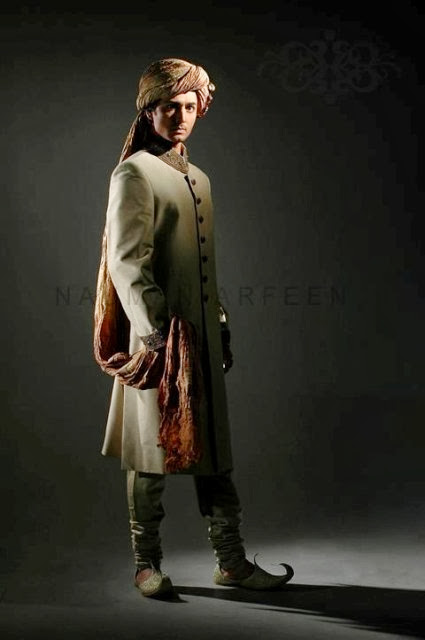 Fashion She9 Groom Wear Winter Collection 2013-2014 | Latest Groom Wear Winter Collection 2013-2014 By Naushemian