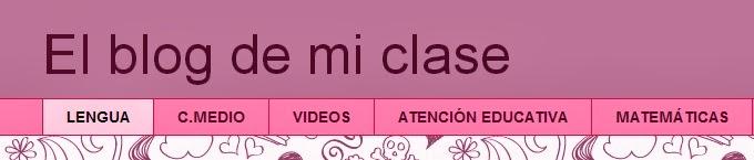 EL BLOG DE MI CLASE