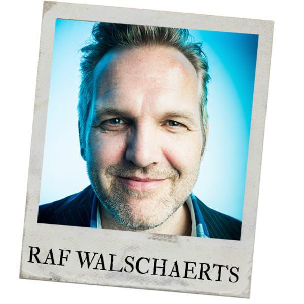 Polaroid Raf Walschaerts