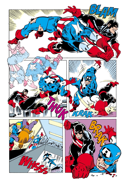 Captain America (1968) Issue #350 #282 - English 34
