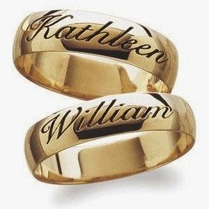 Model cincin tunangan emas terbagus yang modern