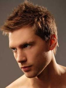 Short Messy Hairstyles For Men Summer Hair Style Collection 2011