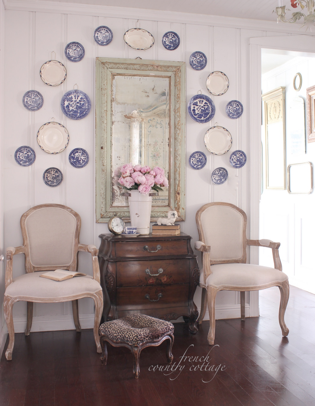 Friday Favorite French Country Cottage Blog Starfish Cottage - French country cottage blog