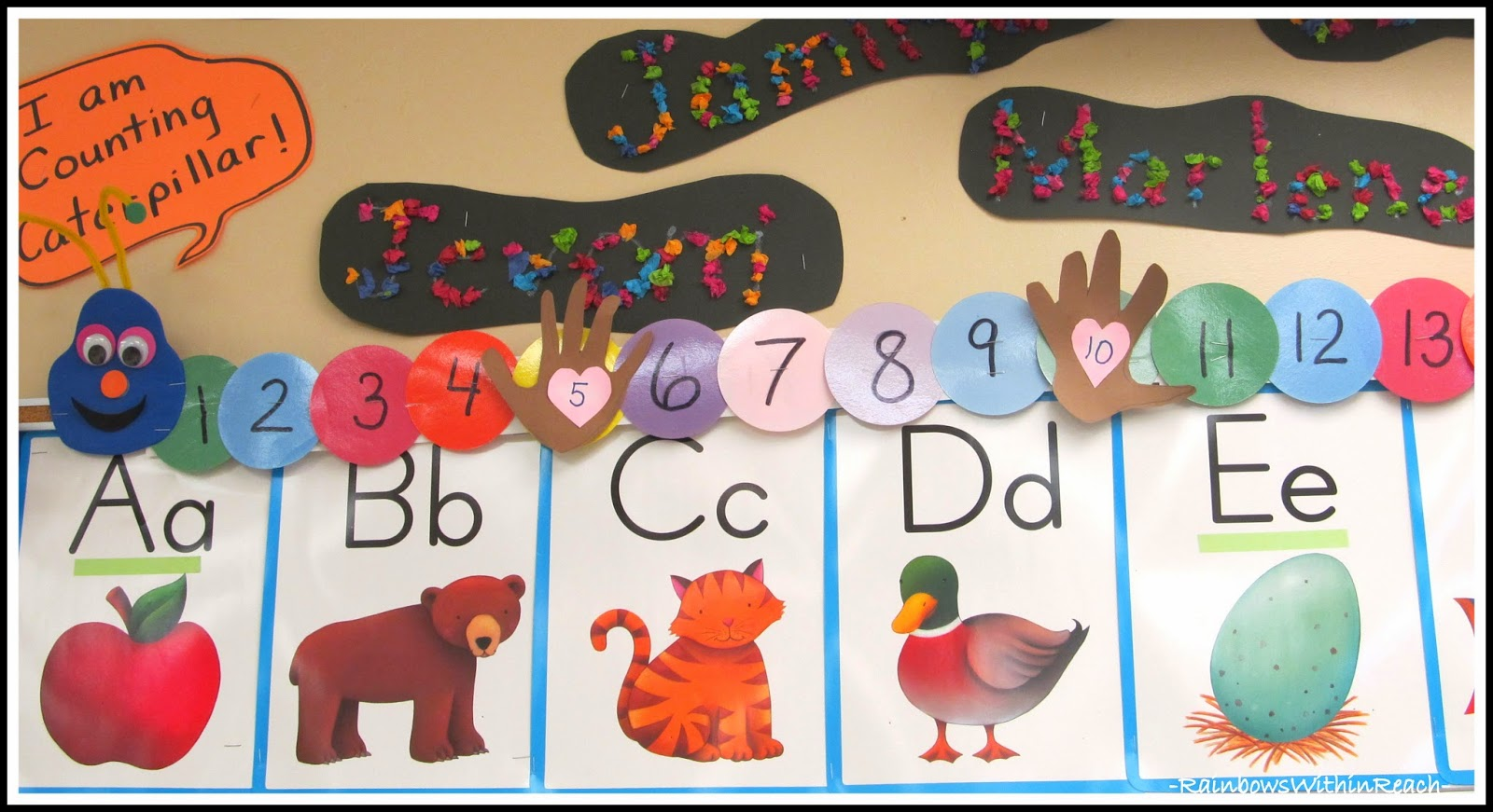 22 Ideas for Counting the Days in School at RainbowsWithinReach