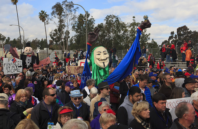 rose parade, occupy fights foreclosure, protest, pasadena, banks, illegal foreclosure