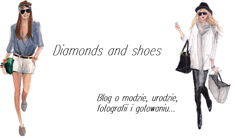 Diamonds and shoes are the best friends of women ...