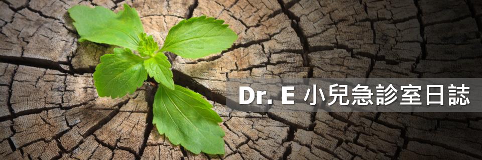 Dr. E 小兒急診室日誌