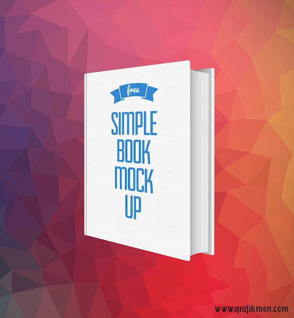 Ücretsiz Kitap Mockup Dosyası