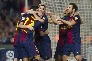 Messi no pudo celebrar el nacimiento de su hijo
