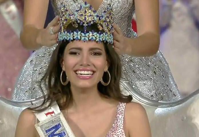 Miss Mundo 2016 - Porto Rico - Stephanie Del Valle