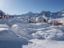 Igloo Village Zermatt Switzerland