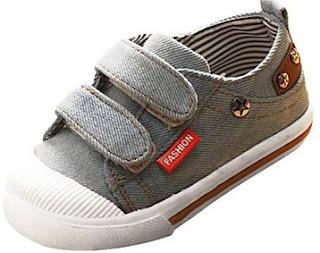 Zapatos y Zapatillas, Primera Edad, Niños