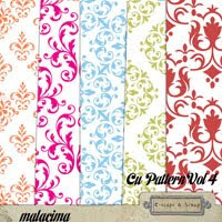 CU Pattern Vol 4