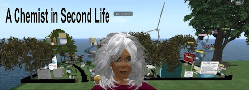 A Chemist in Second Life