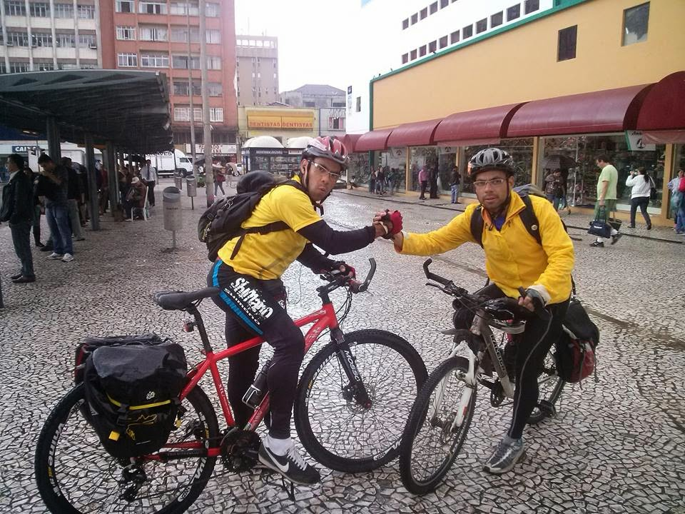 Pedalando - Serviços de Bike Entrega em Curitiba PR.