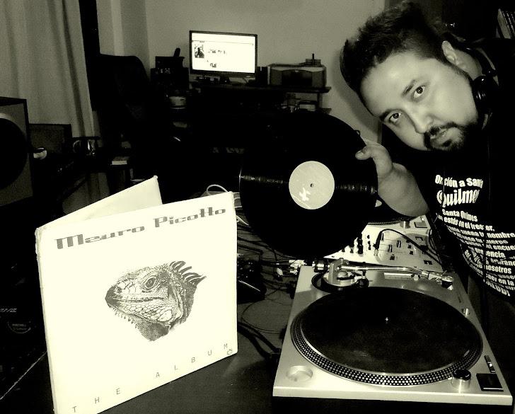 EN CABINA: A-15 DJ