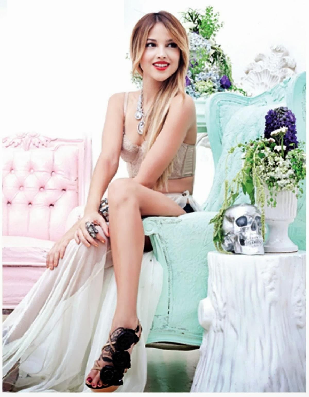 Eiza Gonzalez HQ Pictures Latina Magazine Photoshoot March 2014