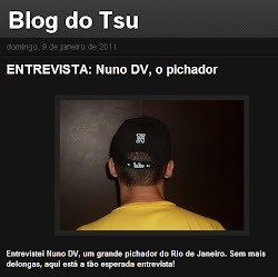 Entrevista de Rap e XARPI no Blog do TSU