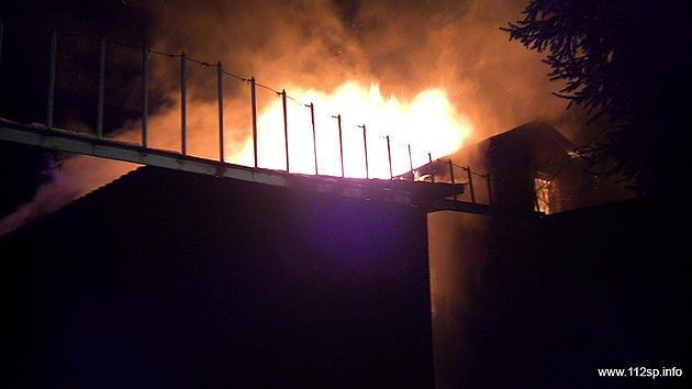 В этот же день в 22:06 огнеборцы Богородского, Шеметова и Краснозаводска выехали в СНТ «Селихово» (д. Селихово), где загорелся дачный дом.