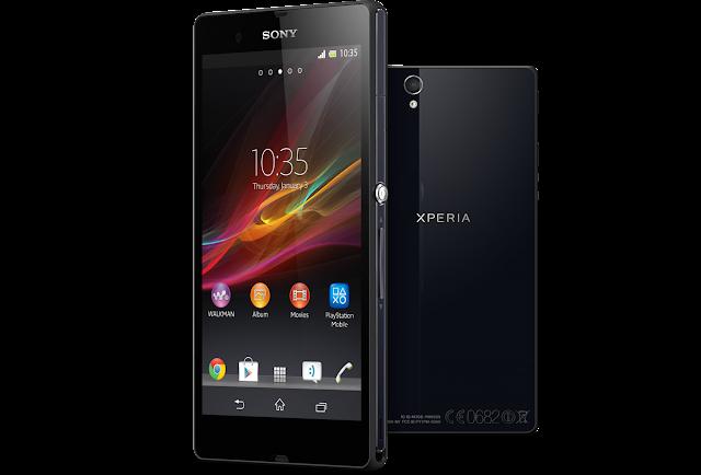 New Sony Xperia Z