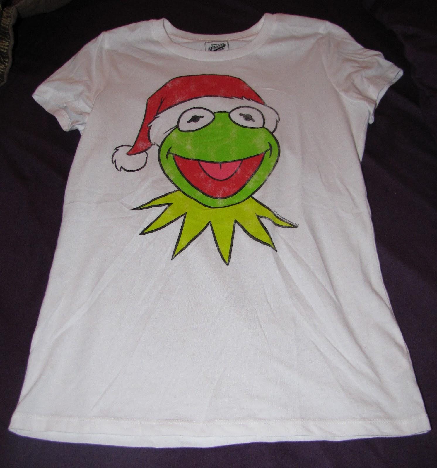 Denise Keegan Photography: Kermit Shirt a Day