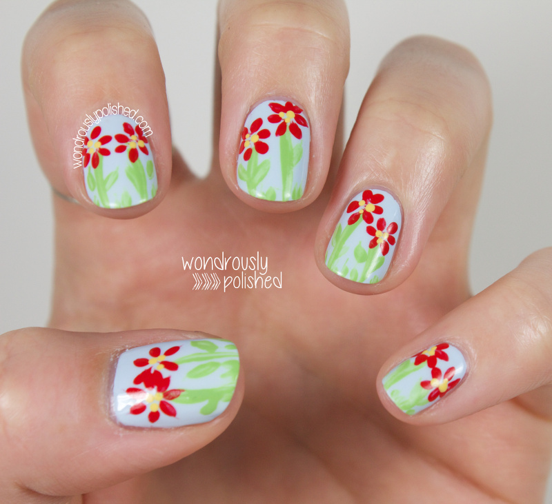 Wondrously Polished: Winstonia Summer Grab Bag - Nail Art, Nail ...