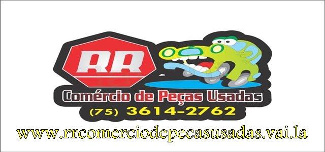 RR COMÉRCIO DE PEÇAS USADAS