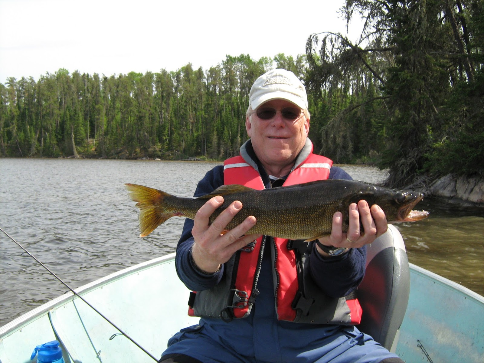 Red lake and parker lake mid june fishing report eagle for June lake fishing