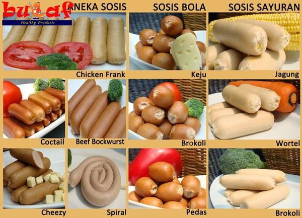makanan beku sehat