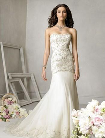 Brautkleider Mode Online: Brautmode Brautkleider Trends 2012