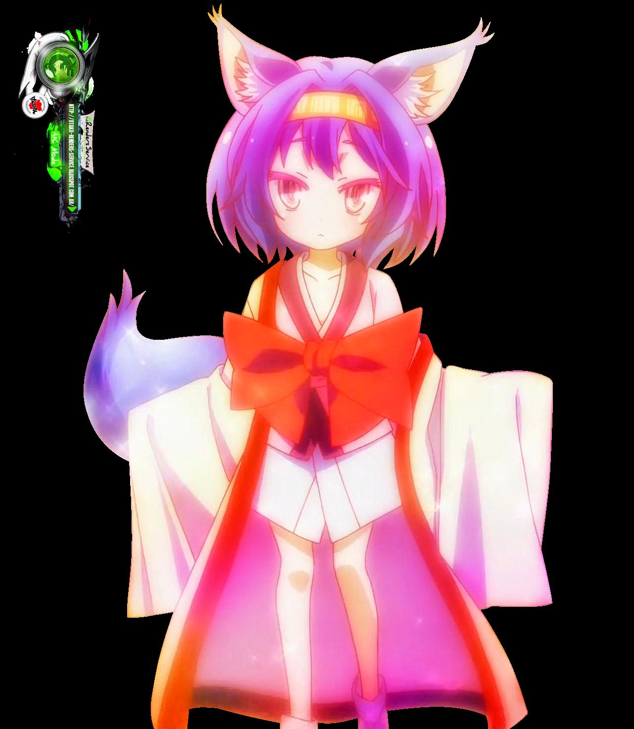 No Game No Life Izuna Hyper Cute Preview Render Ors