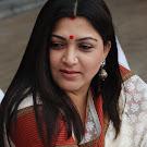 Kushboo in Saree at Big Fm Et Awards  Pics