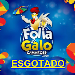 Camarote Folia do Galo 2016. OPEN BAR